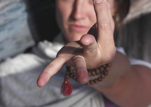 Mudra Fingers